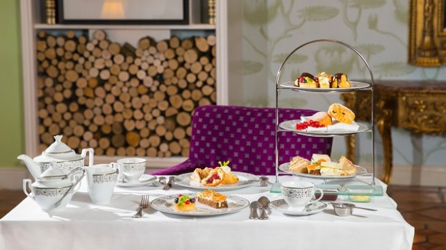 Win a Festive Afternoon Tea for Two People Filled with Local Flavour at Ferrycarrig Hotel
