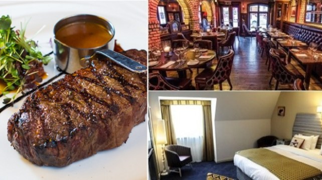 Win a Wonderful Night in Galway – Dinner for Two at Brasserie on The Corner Followed by an Overnight Stay at House Hotel