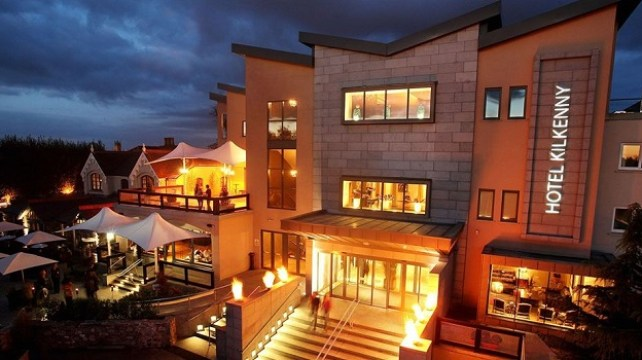 Win an Overnight Stay for Two with Afternoon Tea at the 4 Star Hotel Kilkenny