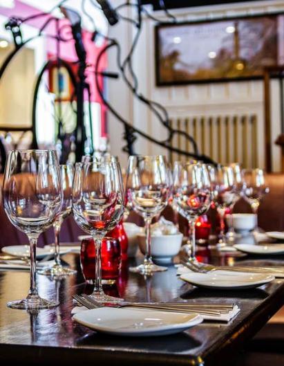 Celebrate Rhône Wine Week with Dinner for 2 and a Bottle of Rhône Wine at The Wyatt Hotel