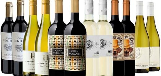 OBriens Wine Case