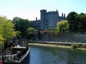 kilkenny castle from water