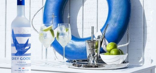 Win a Fabulous Hamper of Grey Goose Vodka with All You Need to Make Le Grand Fizz Cocktails