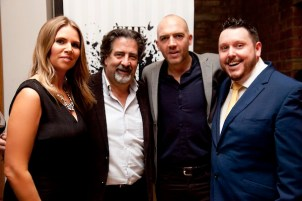 Launch of Taste.ie at Fade Street Social 20/10/14