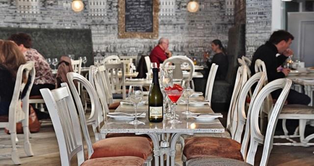 Bay Restaurant, a delicious local hero