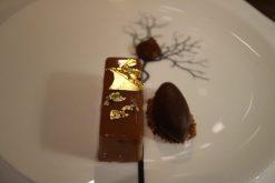 Adare Manor Limerick - Peanut butter,banana,coco sorbet - TheTaste.ie
