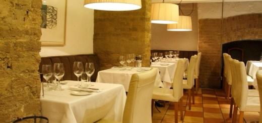The Cellar Restaurant in The Merrion Hotel, Dublin 2