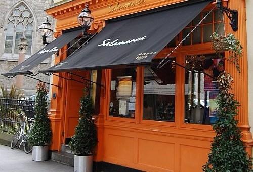 Salamanca Tapas Restaurant, Dublin 2