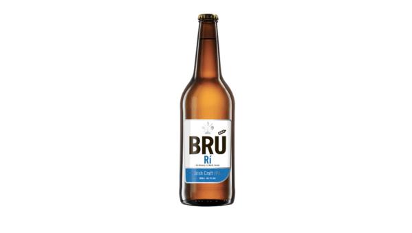 Brú Rí by Brú Brewery | Craft Beer Review | TheTaste.ie