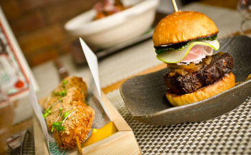 Try a Fade Street Taste - Select 8 of Dylan McGrath's Tapas for 2 people with a Bottle of Wine at Fade Street Social Only €60 - SOLD OUT