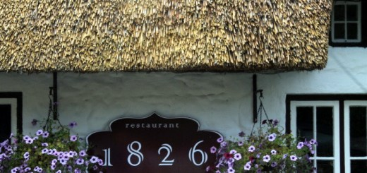 Overview – Restaurant 1826 Adare, Co. Limerick