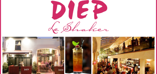 Taste of Fine Thai Dining – Diep Le Shaker are offering a 2 course dinner with a glass of prosecco or cocktail for 2 people - SOLD OUT