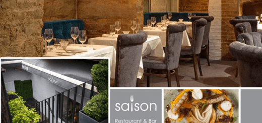 Stylish Lunch Taste – Enjoy a 2 course lunch for two with tea/coffee at the newly opened Saison Restaurant, Kildare Street, Dublin 2 - SOLD OUT