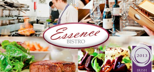 Dine at the Award Winning Essence Bistro in Swords with Dinner & Cocktails for 2 for €35