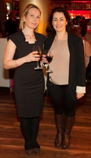 Orlagh Woods and Fiona Dignan