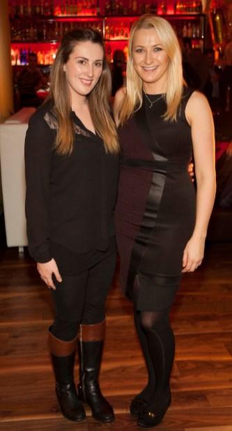 Rachel Dillon and Fiona Kavanagh
