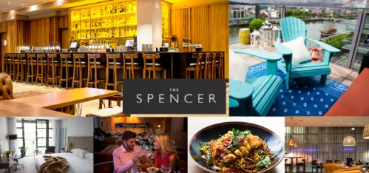 Win a luxurious VIP Penthouse stay in The Spencer hotel - Closed