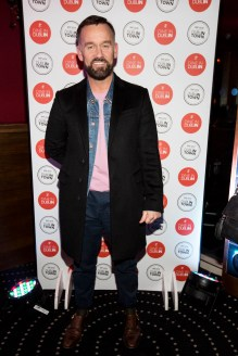 Brendan Courtney at the official launch of Dine in Dublin, returning 23rd Feb - 1st March. See dineindublin.ie for full details.