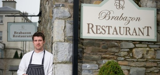 Rob Krawzyck Creates a Tuscan-Inspired Dinner at Tankardstown's Brabazon Restaurant