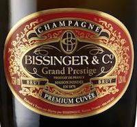 Bissinger & Co. Champagne Premium Cuvée