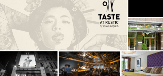 Win a dinner in the NEW Taste at Rustic by Dylan McGrath plus an overnight stay in The Fitzwilliam Hotel - CLOSED