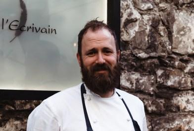 Tom Doyle L'Ecrivain Restaurant
