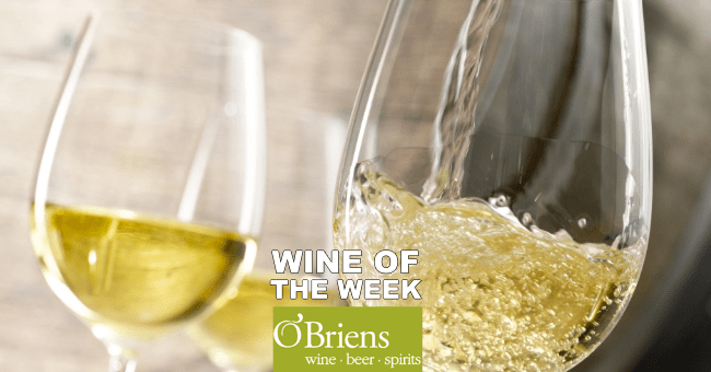Wine of the Week - Cusumano Alta Mora Etna Bianco €21.99 now €17.59 by Suzi Redmond