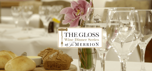 TThe Merrion Gloss Dinner