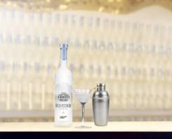 Belvedere Vodka Spectre