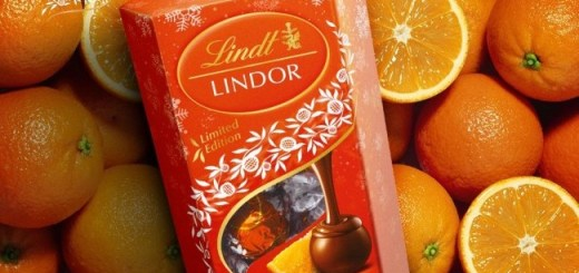 Lindor Milk Orange Arrives in Ireland