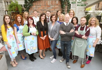 Tv3 Great Irish Bake Off 1