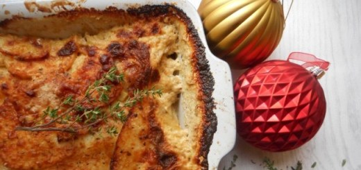 Anna Jane Kingston Celeriac Gratin