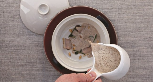 Neven Maguire mushroom soup