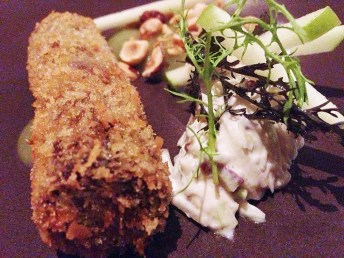 Pork Cheek, Remoulade