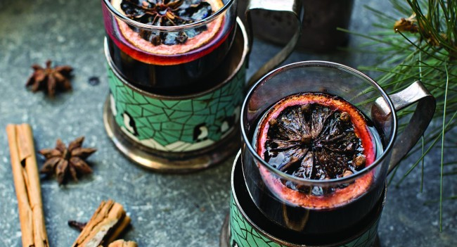 ICA mulled wine