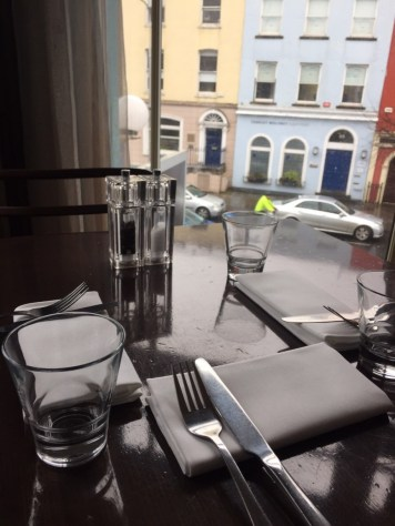 electric restaurant cork - Cork Restaurant 2015
