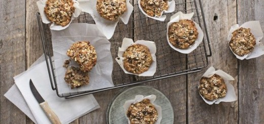 Neven Maguire Apple and Pecan Muffins