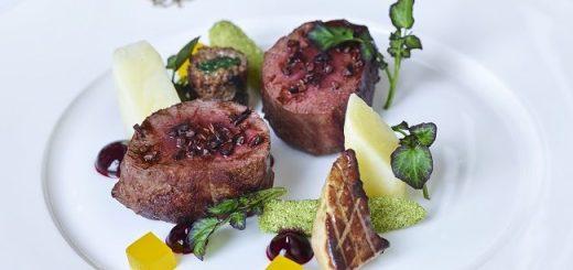 An Alternative Venison Dinner Recipe by Chef Phillipe Farineau of Ashford Castle