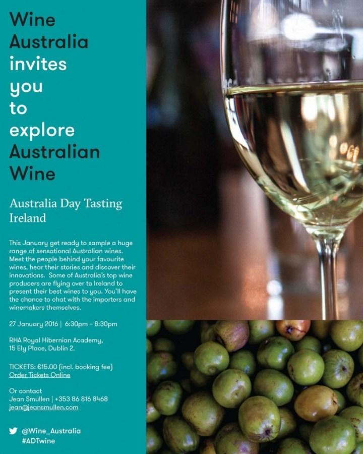 ADT Ireland Tasting Consumer Invitation