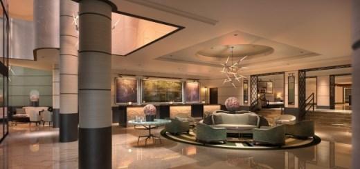 Conrad Dublin Lobby