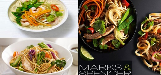 Supper with a Sizzle - Make Dishes in Minutes with M&S New Stir-Fry Range