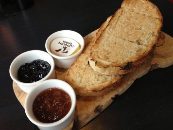 Toast and Preserves