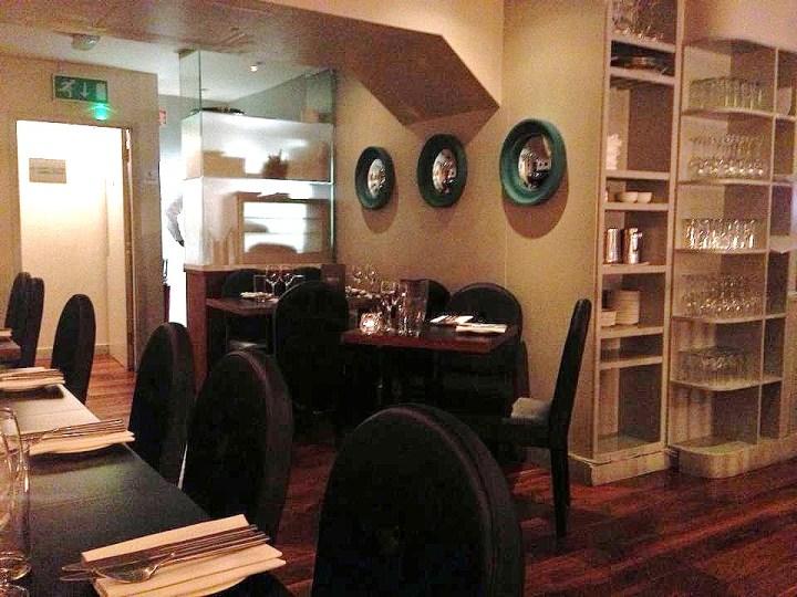 Bang Restaurant Interior