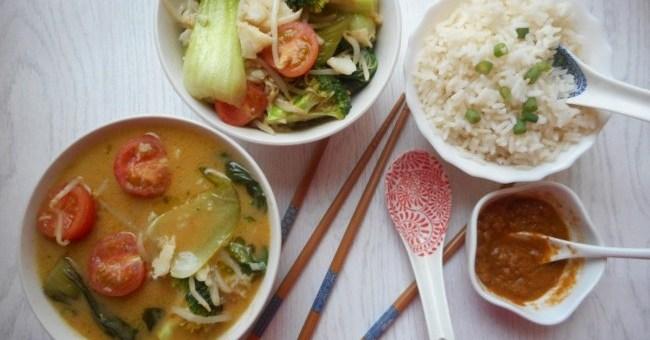 Thai Fish Curry Anna Jane Kingston Thyme to Eat