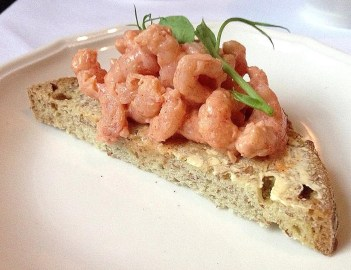 Open-Prawn-Cocktail-Sandwich-on-Rye-Bread