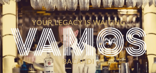 Vamos by Micheál O'Shea - Bacardi Legacy Cocktail Competition