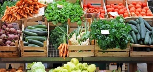 Seasonal Market Foods