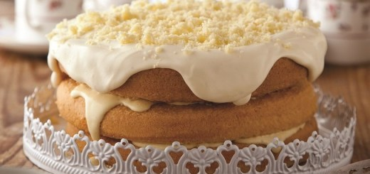 lemon cream cake Catherine Fulvio