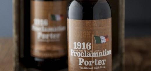 Arthurstown Brewing Company 1916 Proclamation porter
