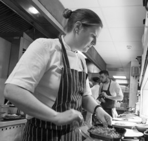 Chantelle Nicholson Marcus Wareing Group Operations Director
